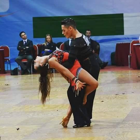 DANZA SPORTIVA: INIZIO ANNO CON TANTI SUCCESSI PER LA CUBAN STAR DI ABBASANTA – 17-01-2016