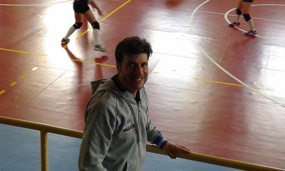 Gianmatteo Licheri Presidente Volley Ghilarza