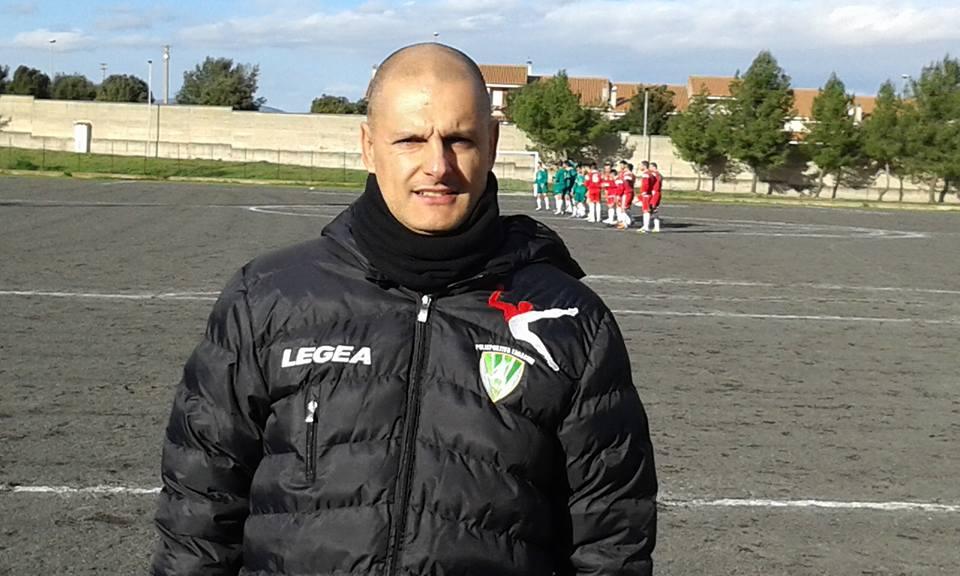 Giuseppe Corriga Allenatore Calcio