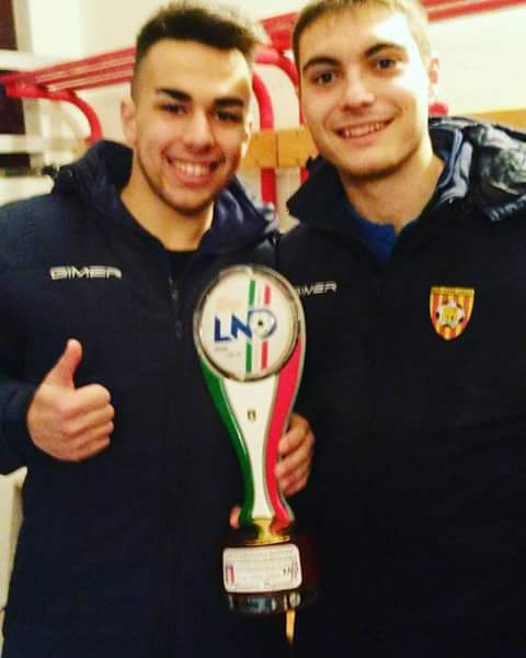 Stefano Piras e Zago