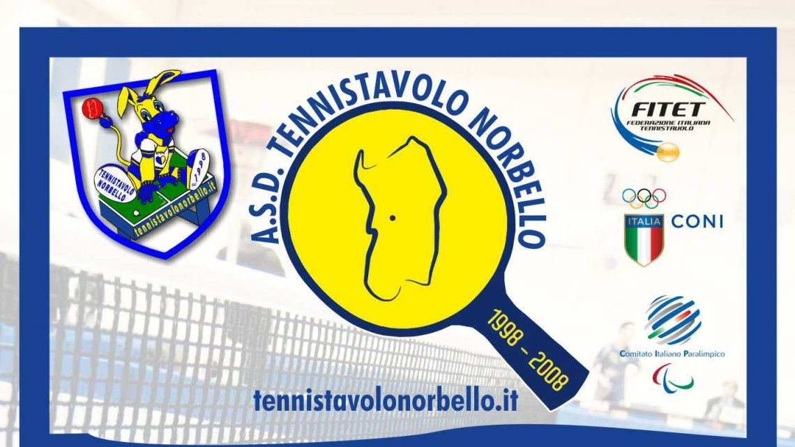 TENNISTAVOLO: SETTE PUNTI SU OTTO NEL GRANDE FINE SETTIMANA DEL NORBELLO 24-01-2016