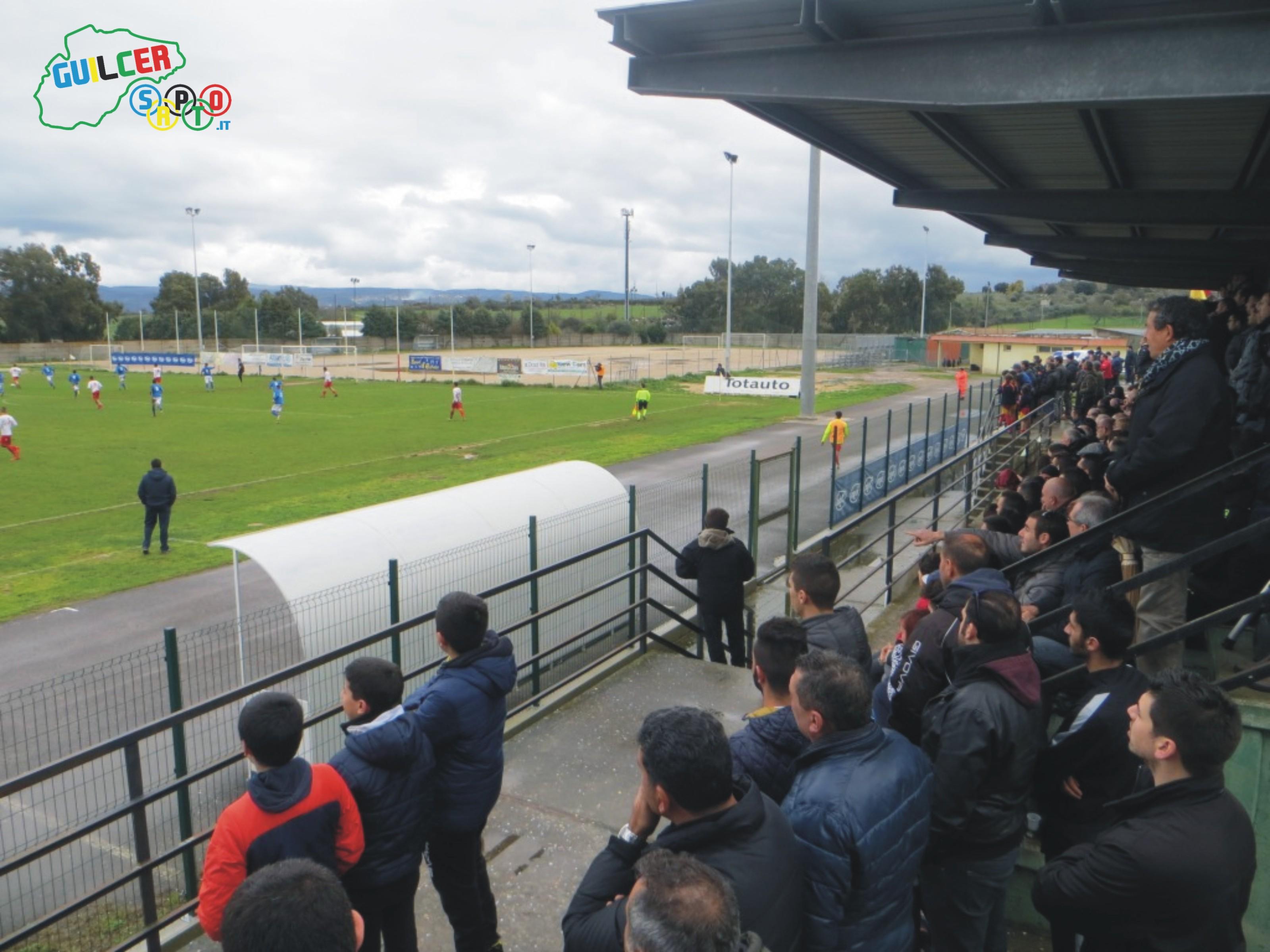 Calcio Finale Coppa Italia Ghilarza Cassino 17-02-2016 - 11