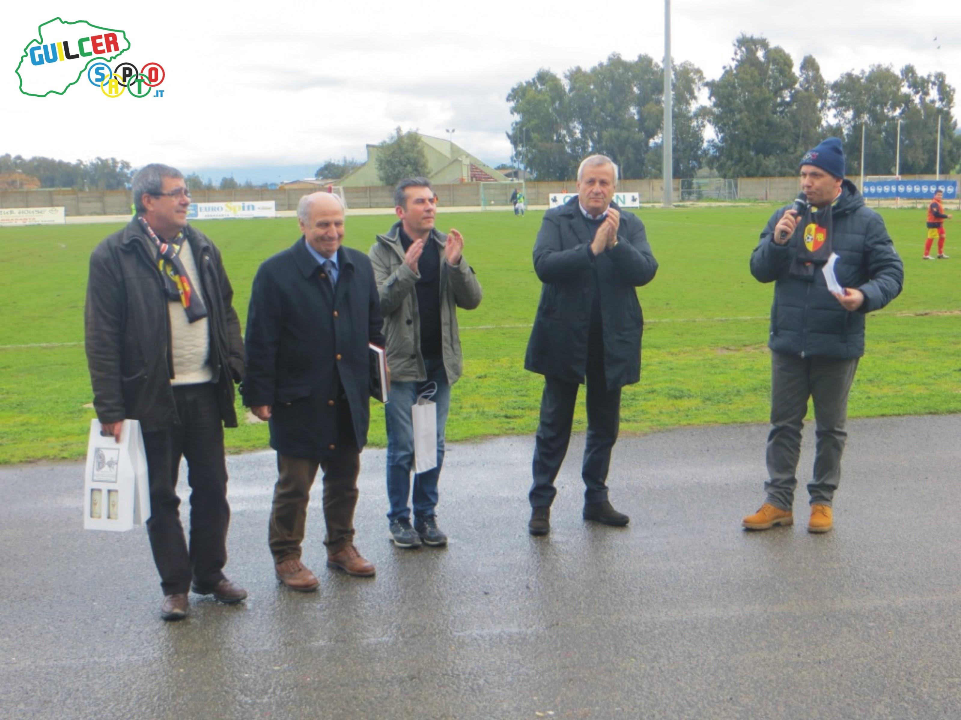 Calcio Finale Coppa Italia Ghilarza Cassino 17-02-2016 - 2