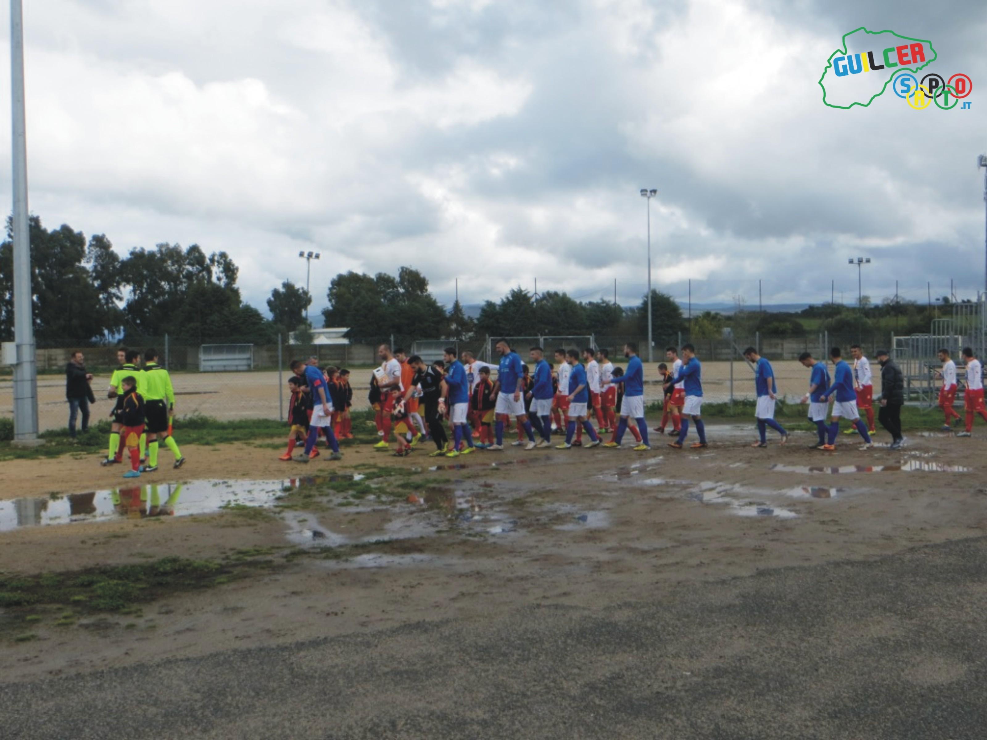 Calcio Finale Coppa Italia Ghilarza Cassino 17-02-2016 - 3