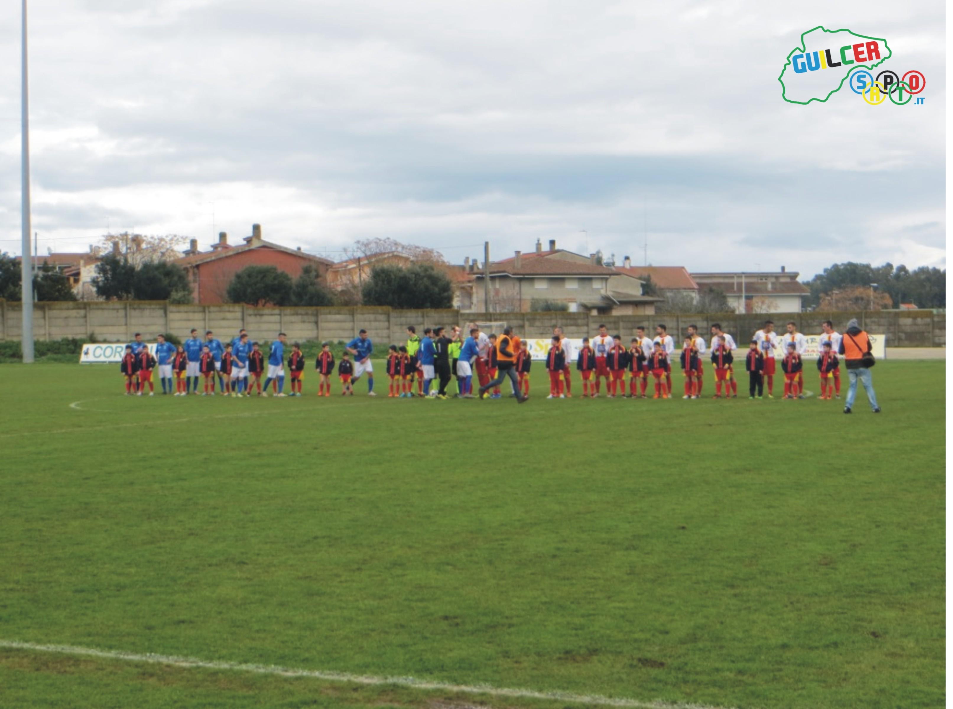 Calcio Finale Coppa Italia Ghilarza Cassino 17-02-2016 - 4