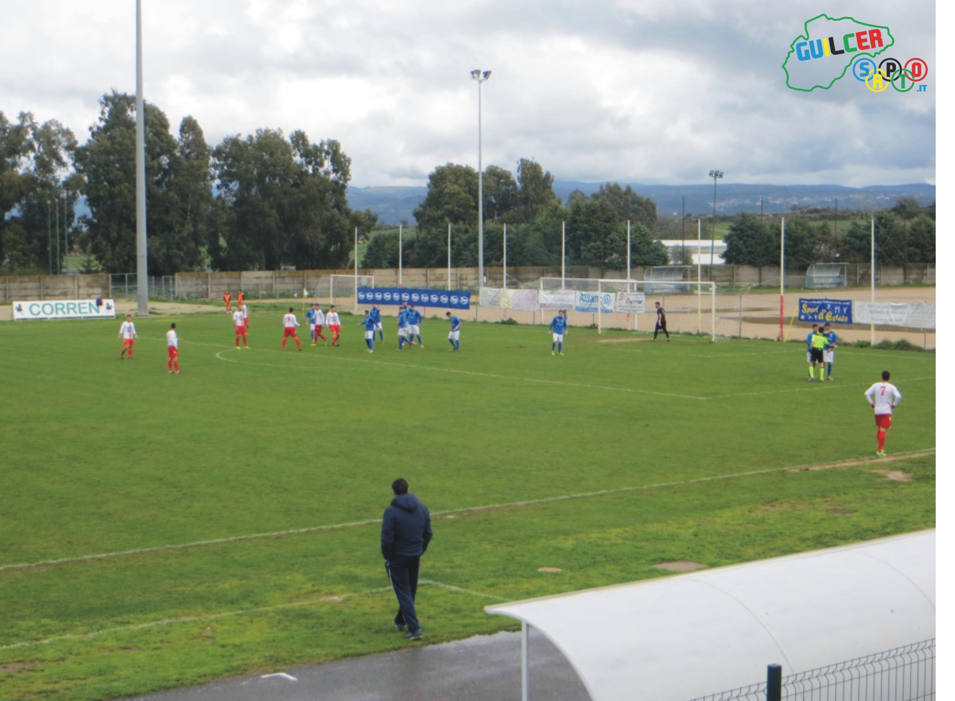 Calcio Finale Coppa Italia Ghilarza Cassino 17-02-2016 - 5