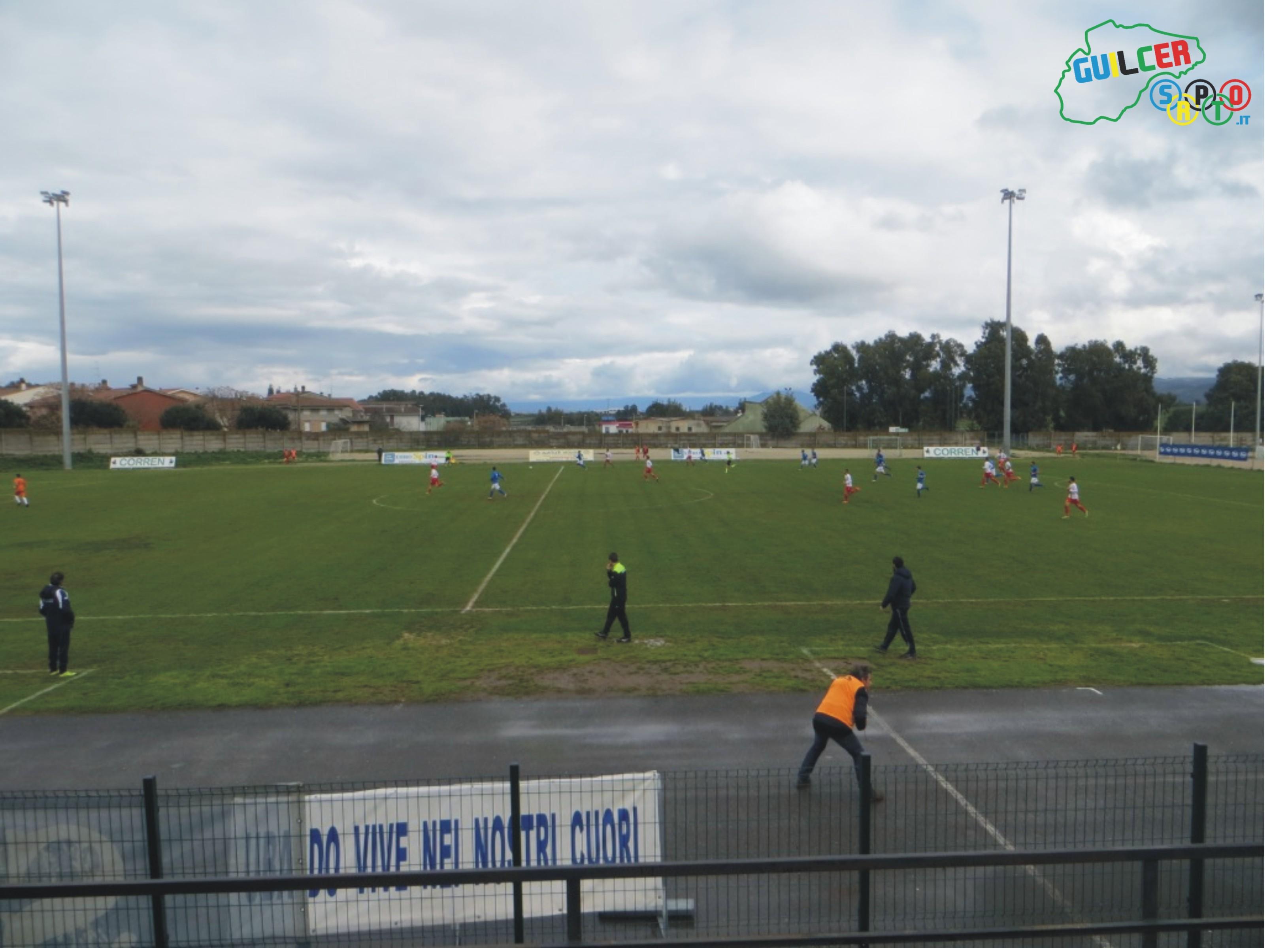 Calcio Finale Coppa Italia Ghilarza Cassino 17-02-2016 - 6