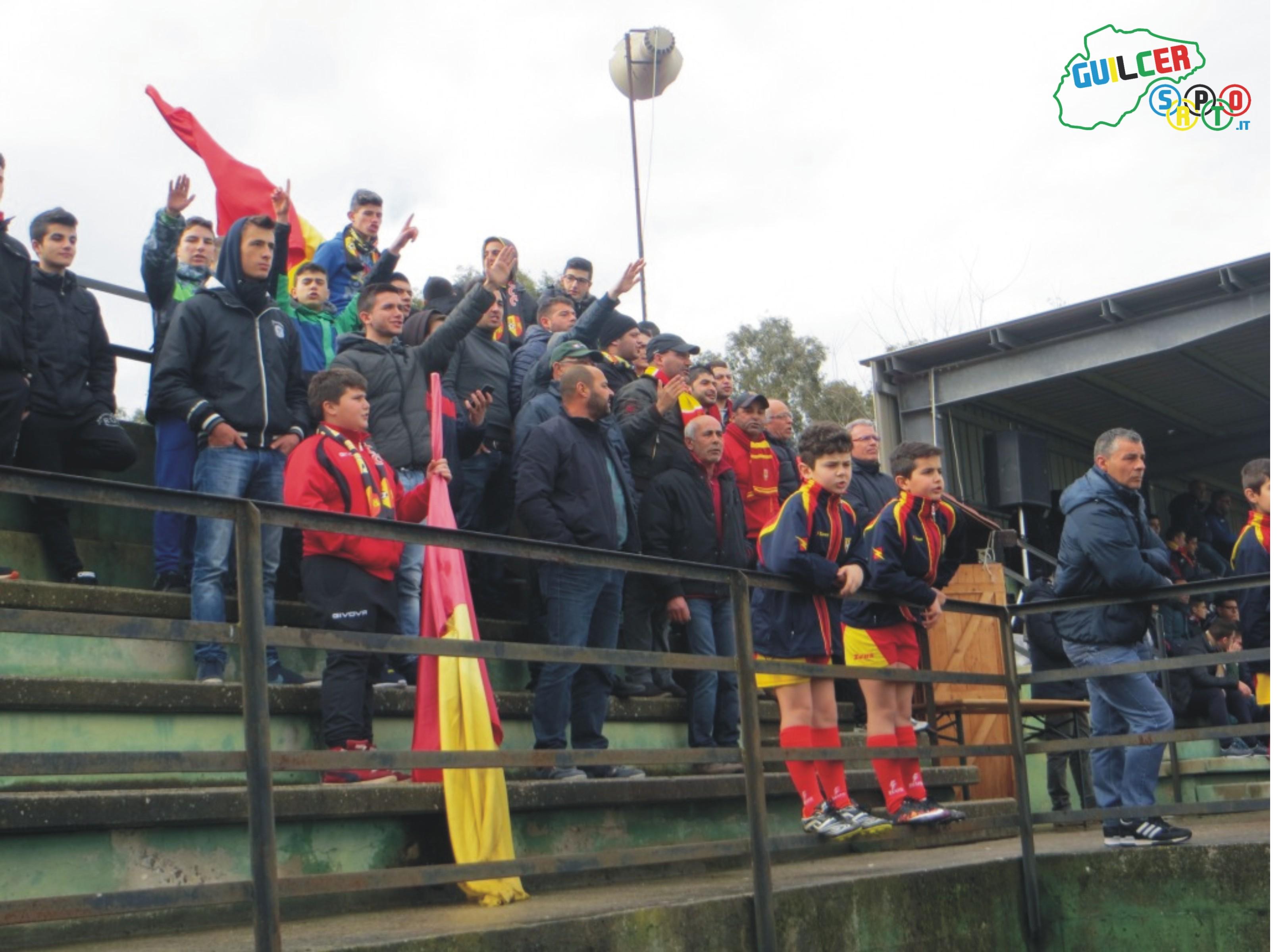 Calcio Finale Coppa Italia Ghilarza Cassino 17-02-2016 - 9