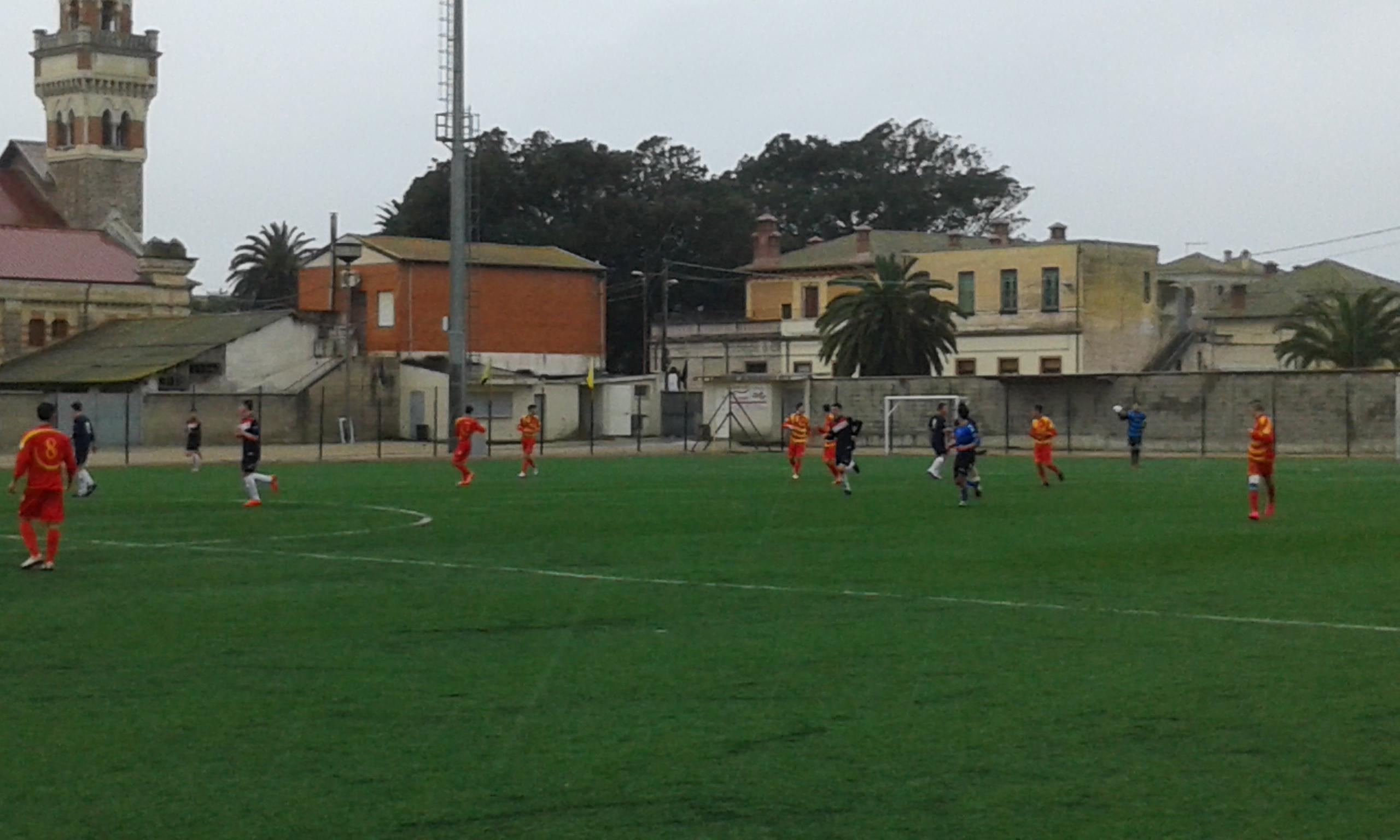 Calcio Juniores Ghilarza