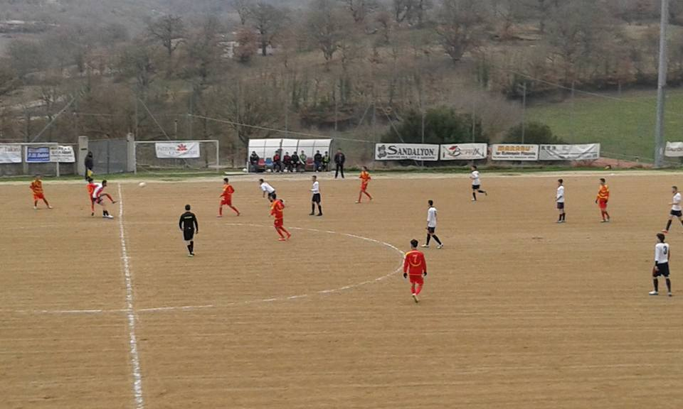 Calcio Taloro - Ghilarza (1)
