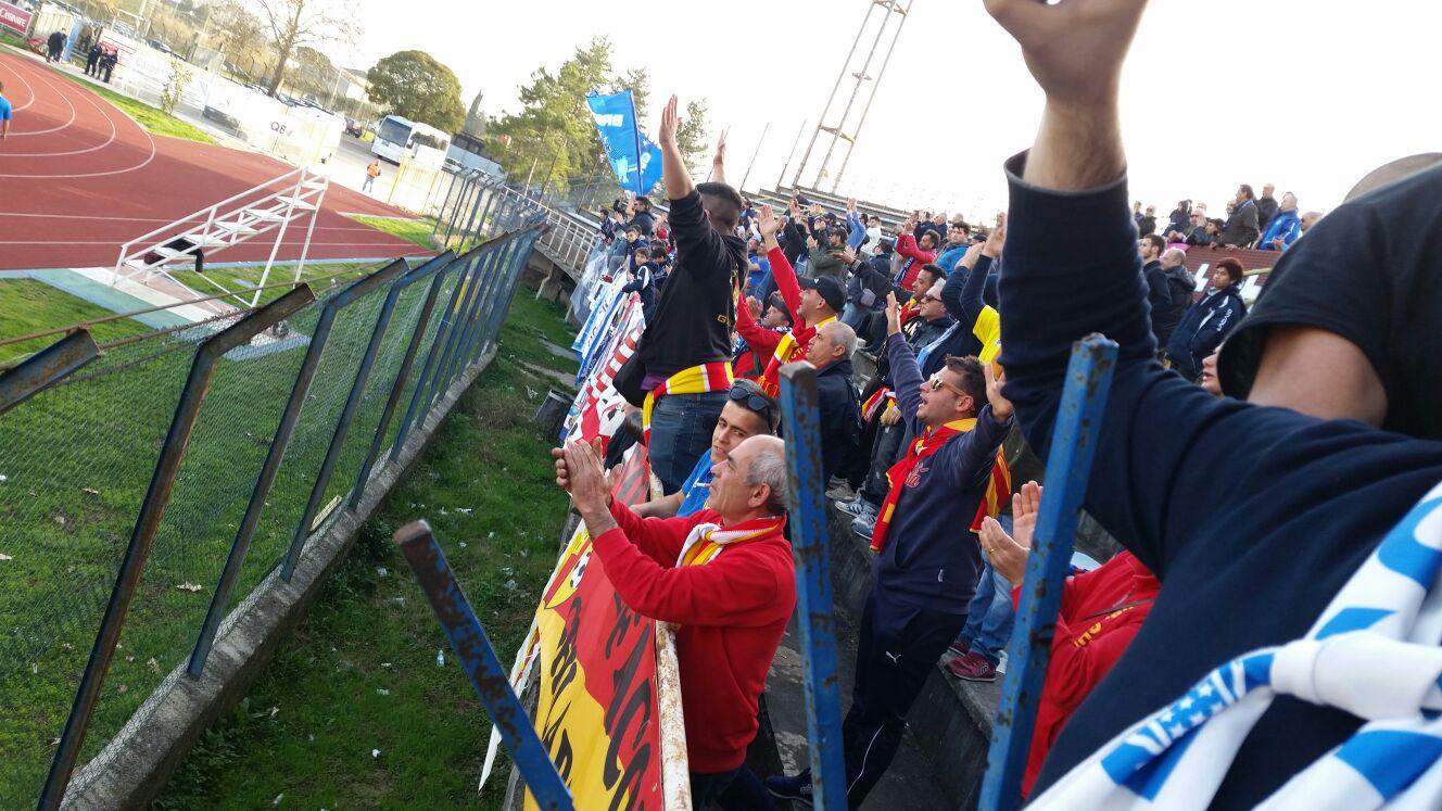 Cassino - Ghilarza Calcio 24-02-2016 (1)