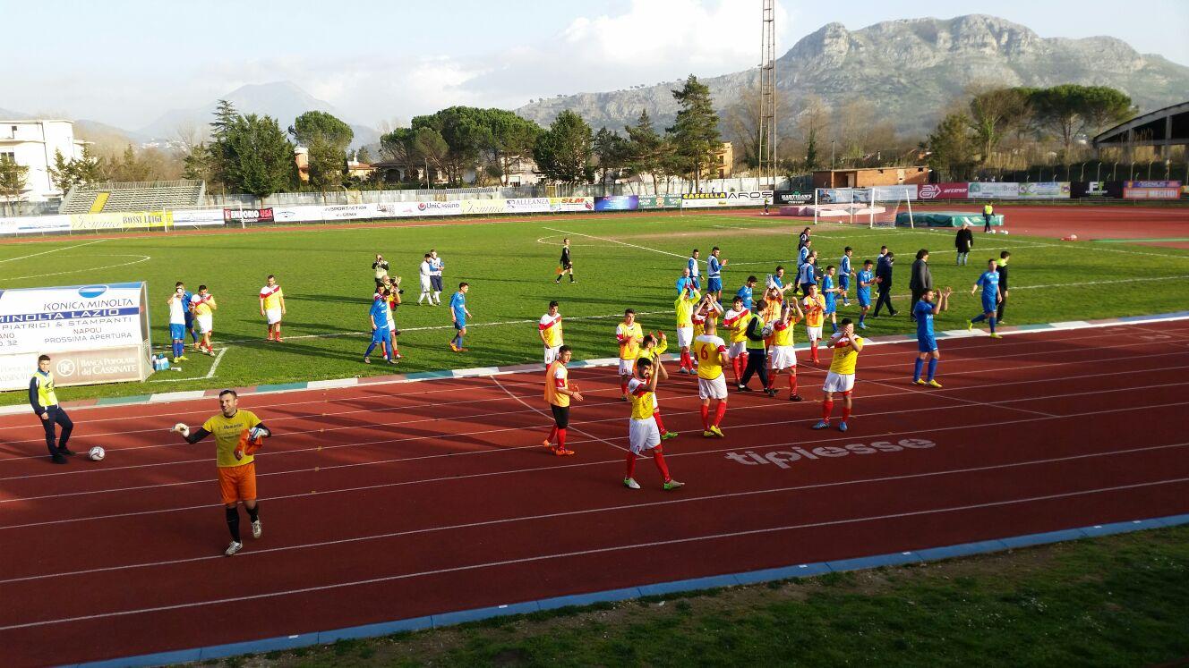 Cassino - Ghilarza Calcio 24-02-2016 (2)