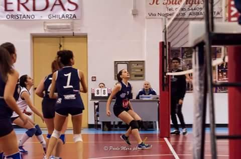 Pallavolo Volley Ghilarza 2 divisione