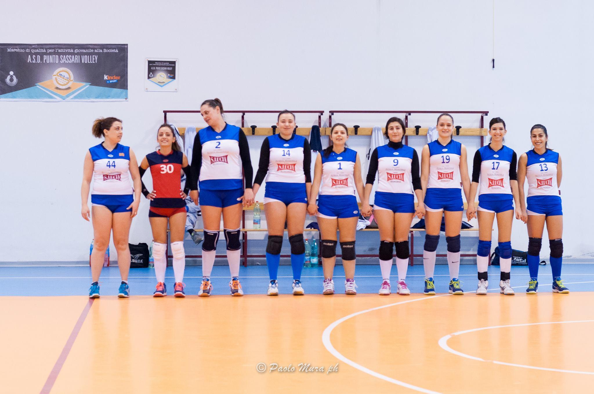 Volley Ghilarza Pallavolo Santa Lucia (1)