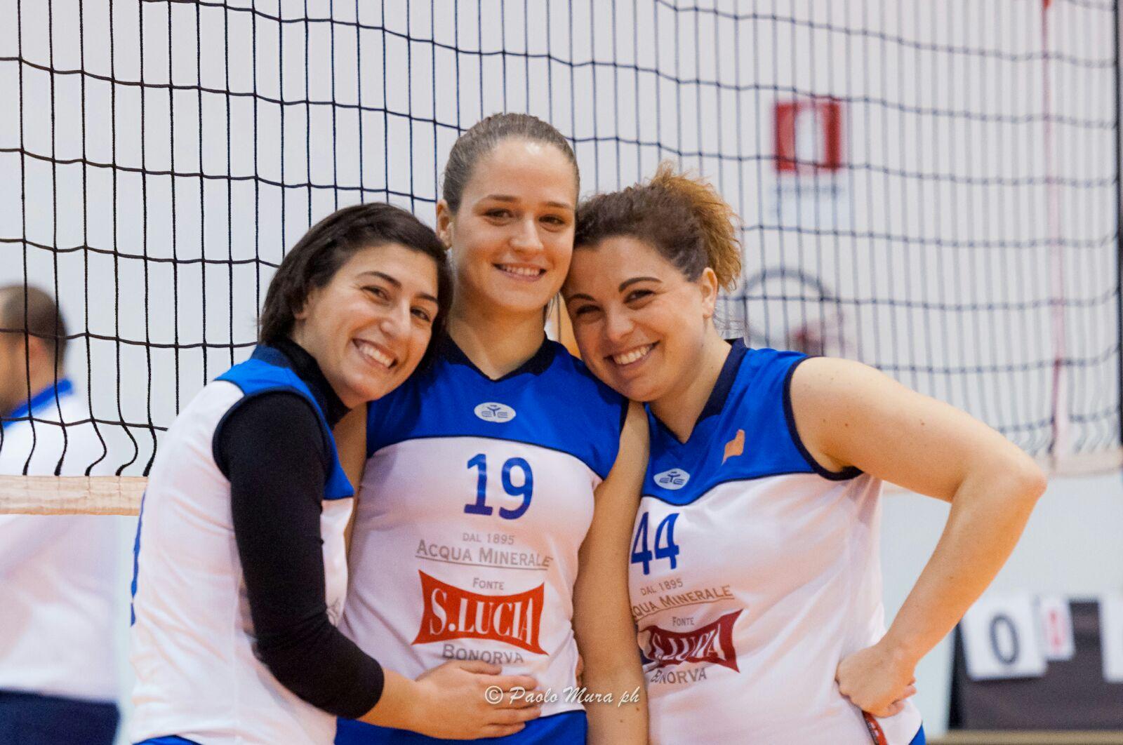 Volley Ghilarza Pallavolo Santa Lucia 2