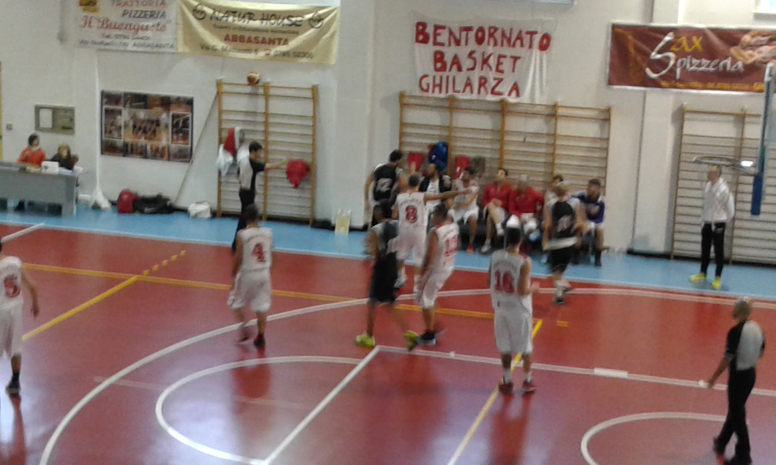 Basket Ghilarza 1
