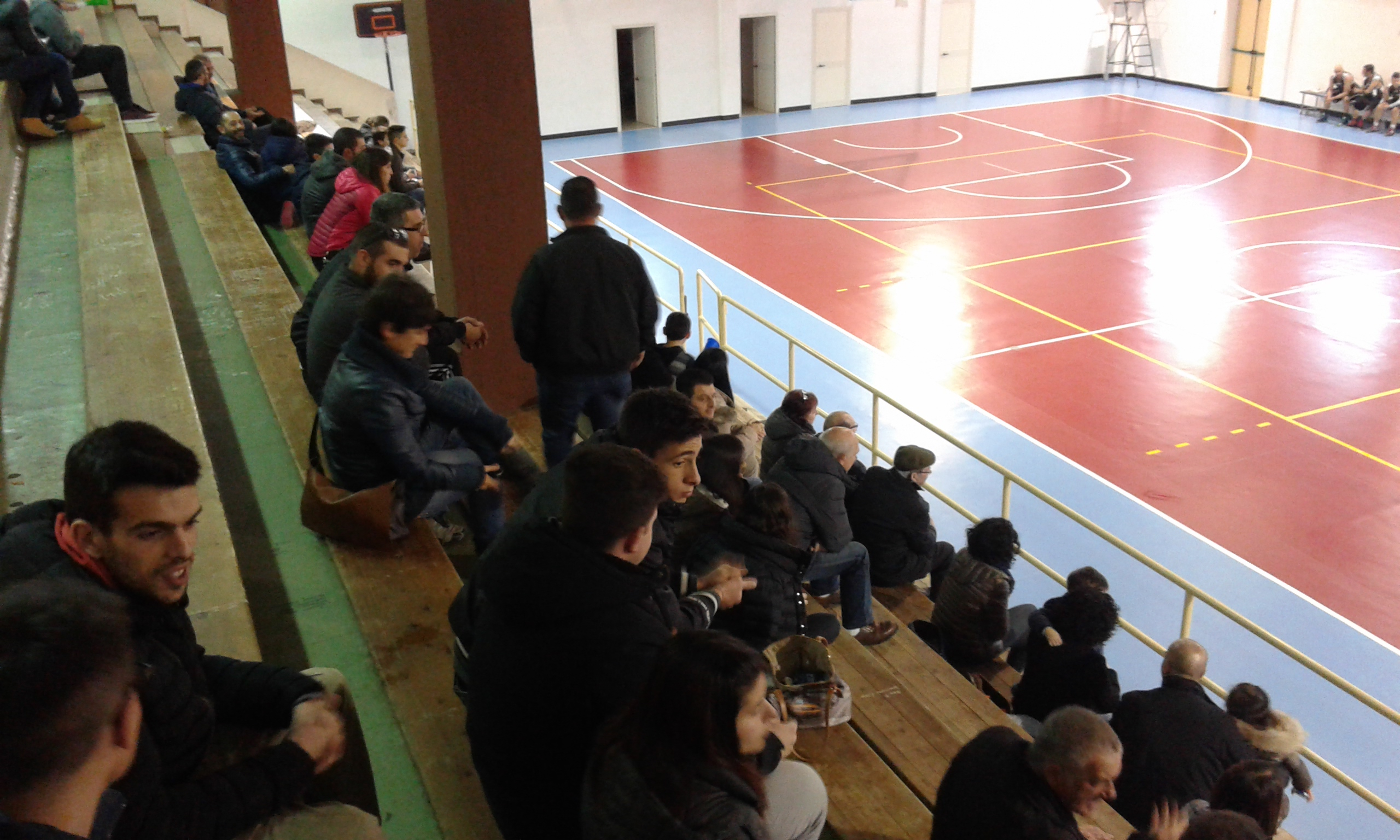 Basket Ghilarza pubblico