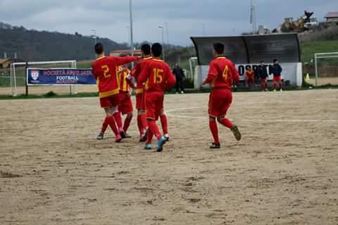 Calcio Ghilarza Allievi regionale (1)