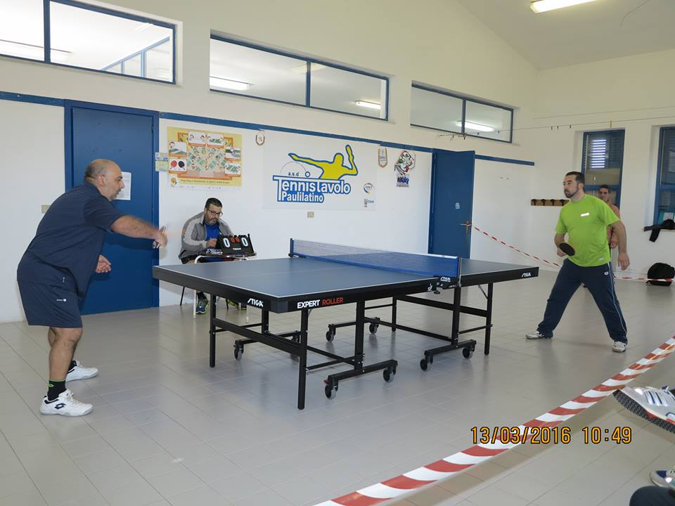 Tennistavolo Paulilatino 1