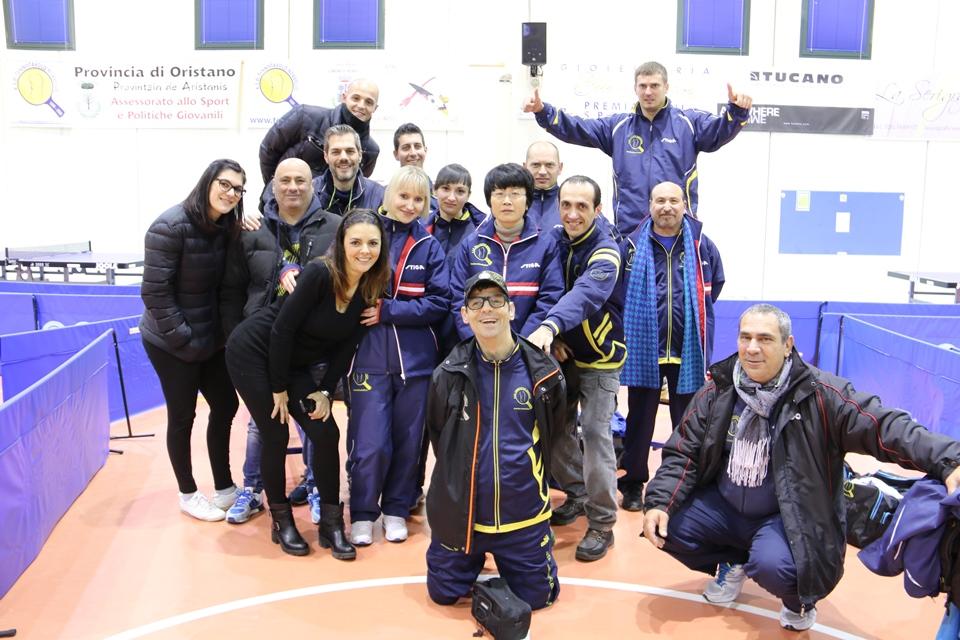 TENNISTAVOLO NORBELLO: WEEK END RICCO DI APPUNTAMENTI IN GIRO PER L'ITALIA