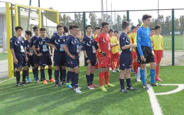 GIOVANISSIMI GHILARZA calcio 2