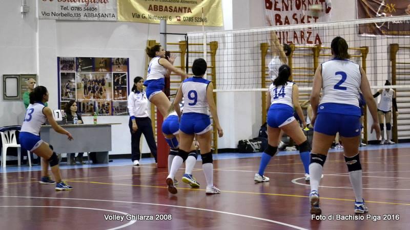 Pallavolo Volley Ghilarza 1