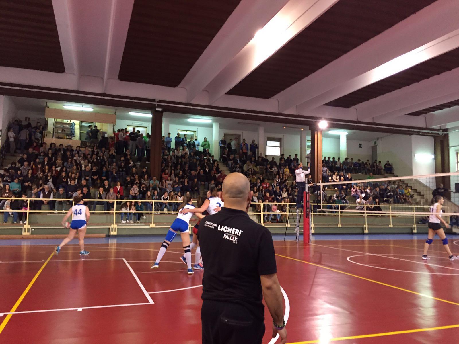 Pallavolo Volley Ghilarza 2