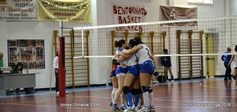 Pallavolo Volley Ghilarza 3