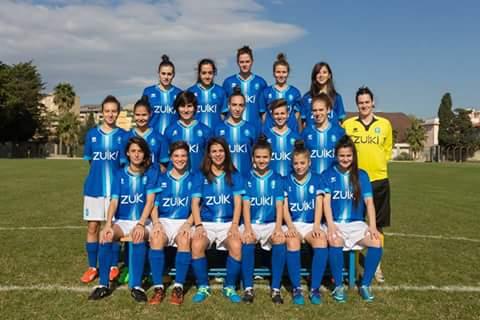 AFC Oristano femminile Lorena Piras