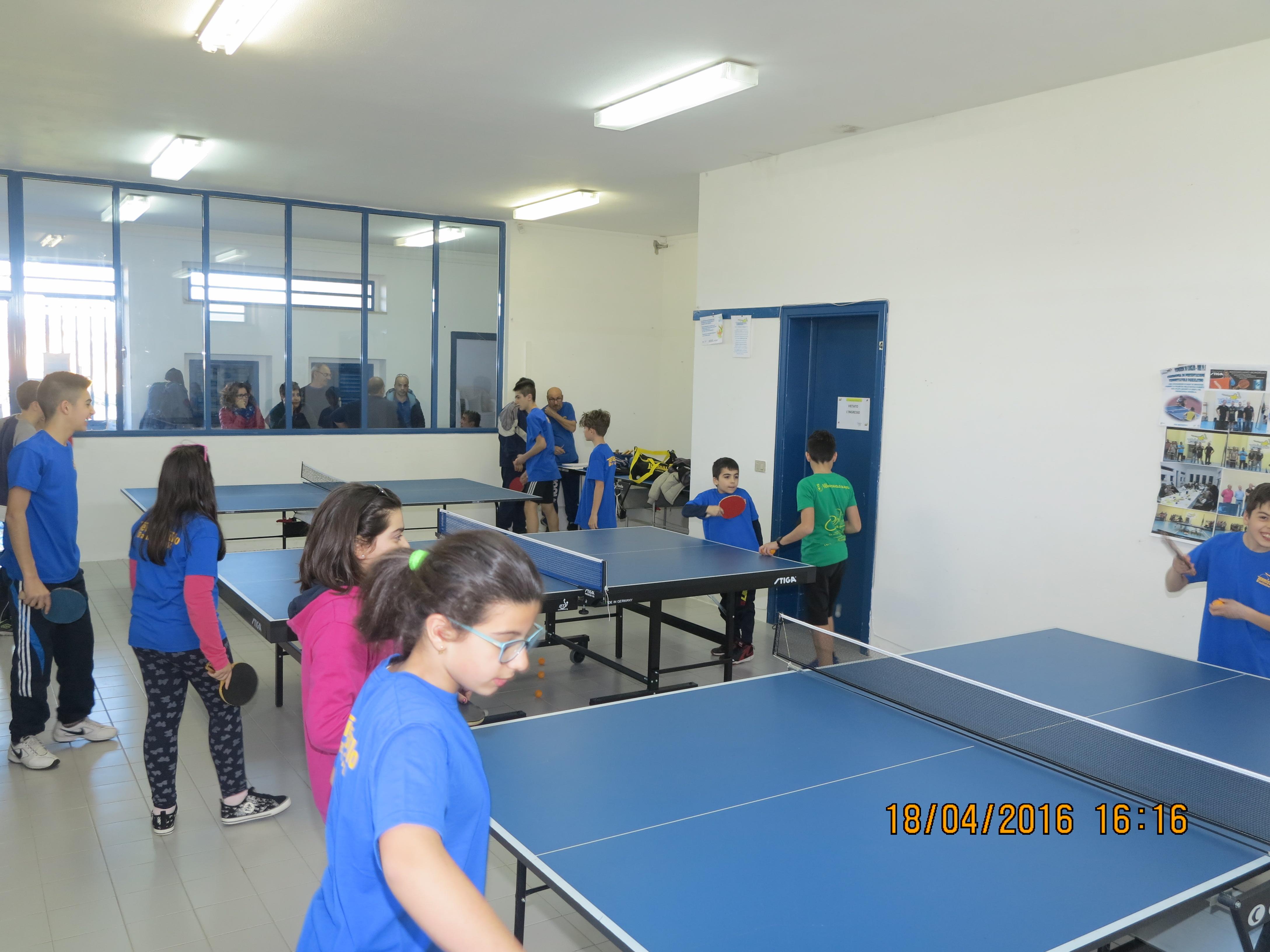 Tennistavolo Paulilatino