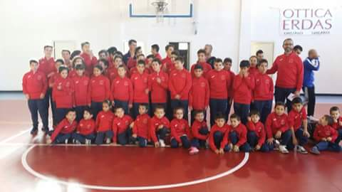 Basket ghilarza Under 13