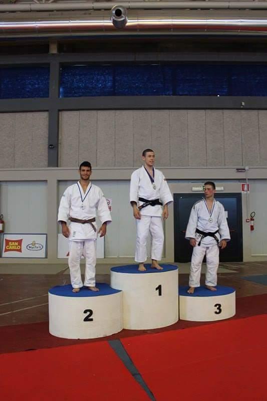 Podio Gara Judo Mag. 2016 2