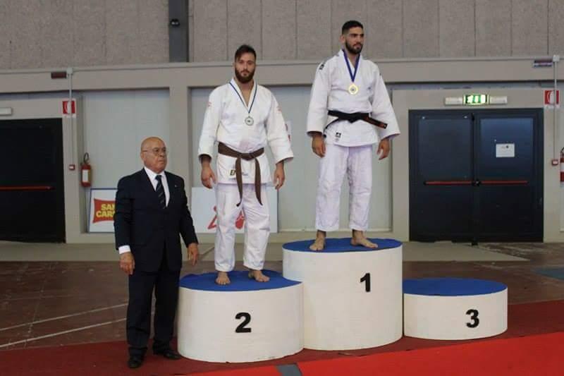 Podio Gara Judo Mag. 2016 3
