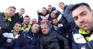 Selfie Sedilo Calcio