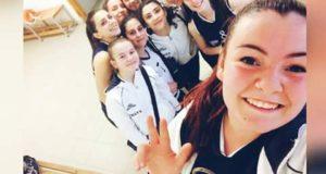 Selfie Volley Ghilarza