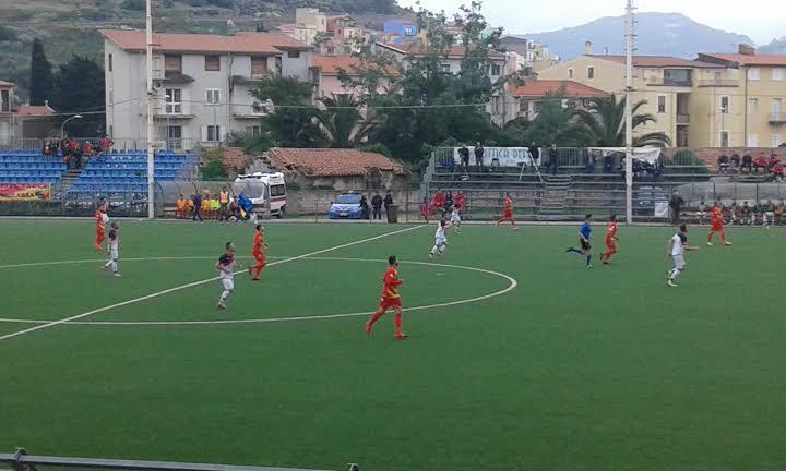 Calcio Ghilarza finale coppa Regionale