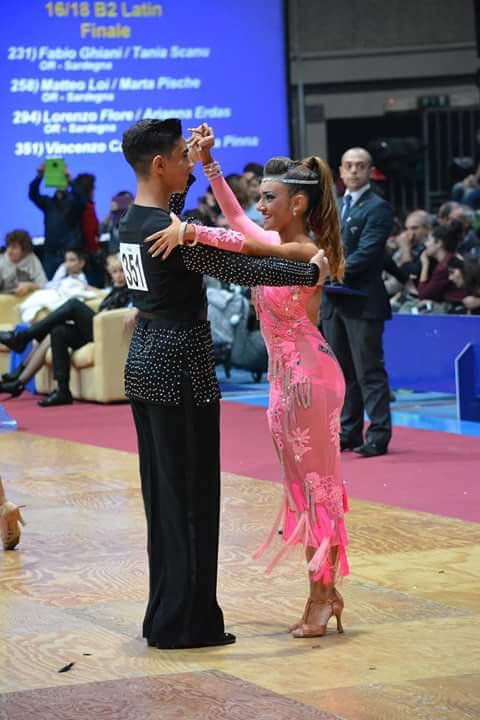 Cuban Star Abbasanta danza maggio 2016