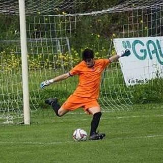 Calcio Promozione. Il giovane portiere ex Taloro Gavoi  Andrea Carta trova l'accordo con l'Arborea