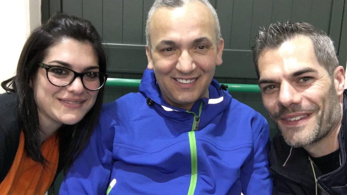 Selfie da staff di GuilcerSport…