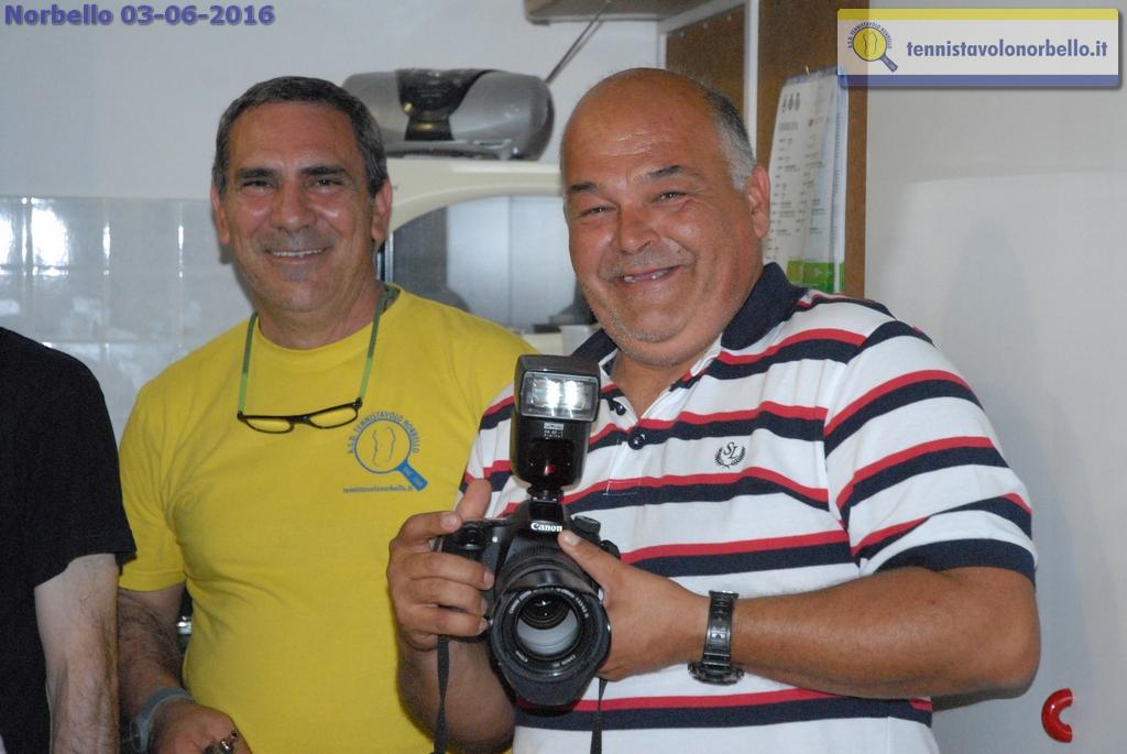 Tennistavolo Norbello 03-06-2016 - 2