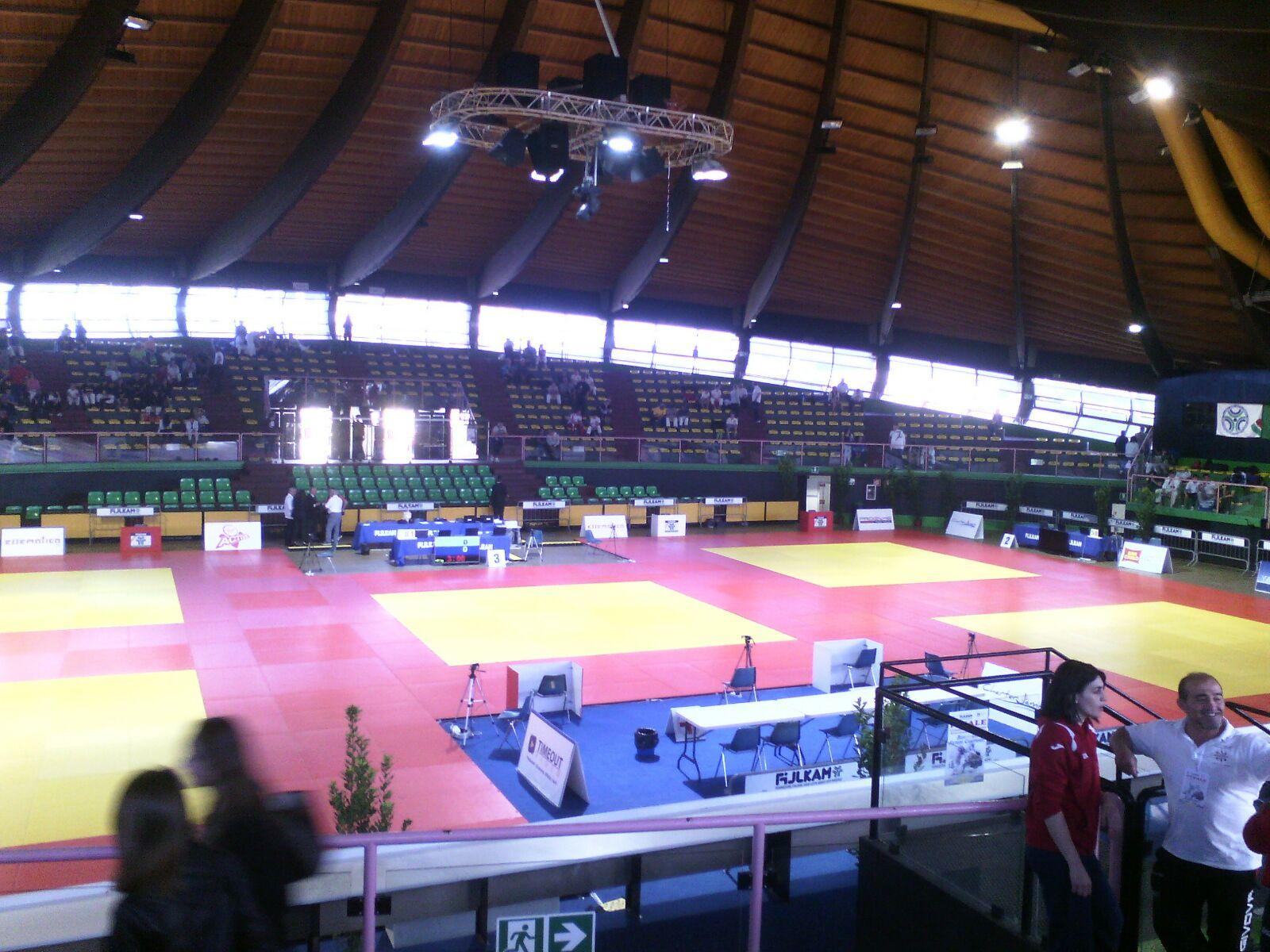 Judo palazzetto sport Ostia