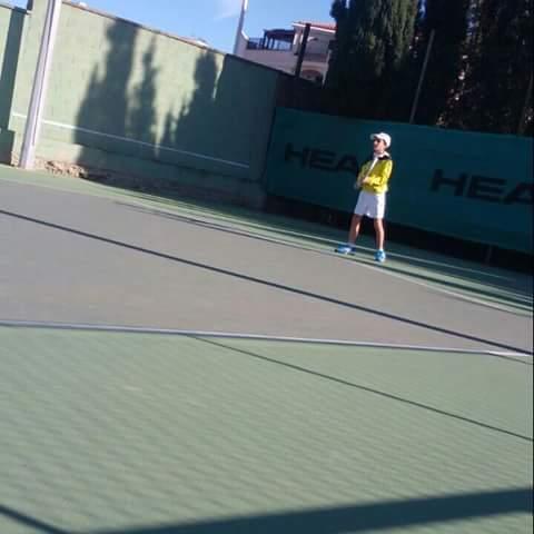 Tennis Federico Citzia