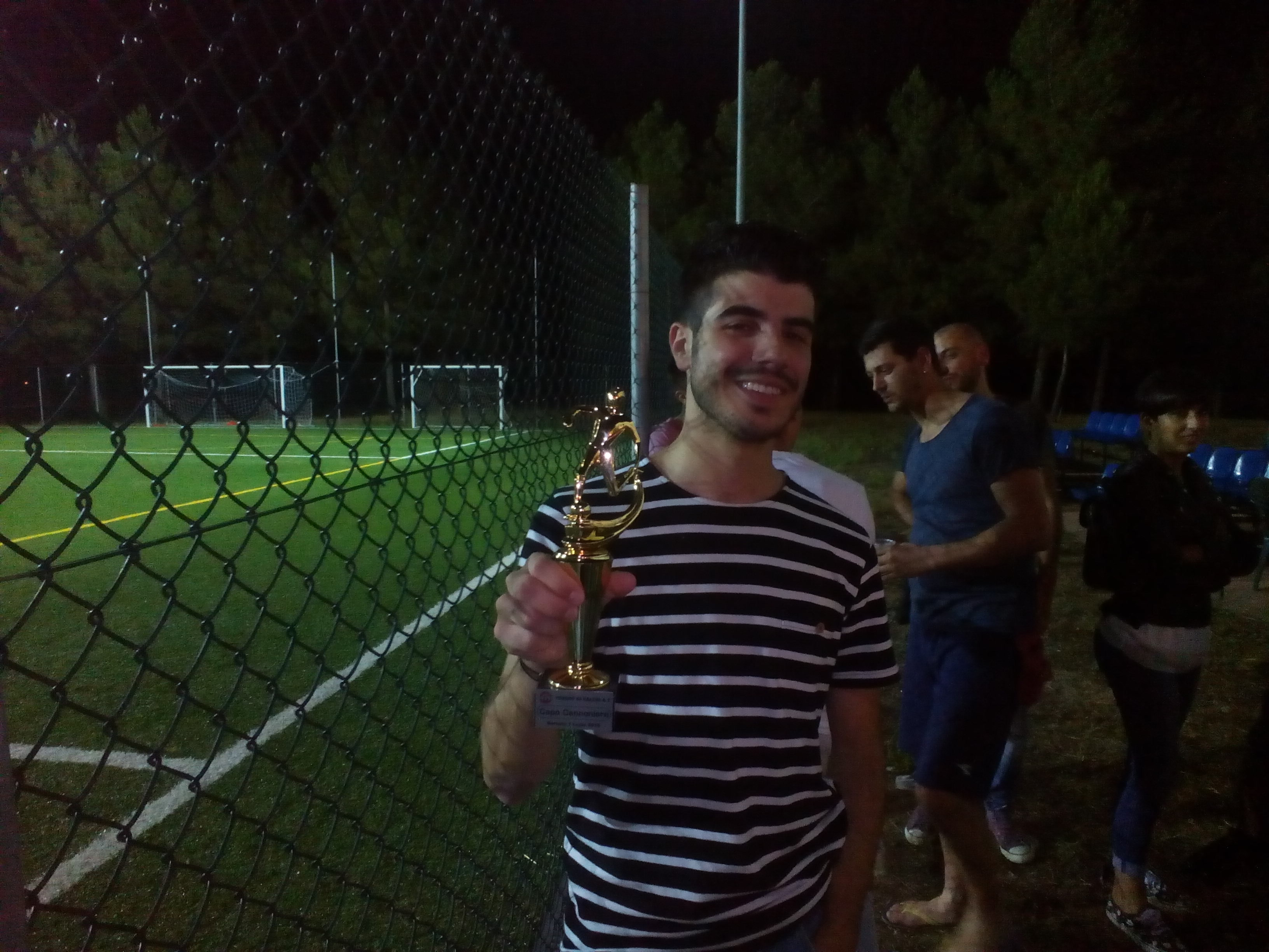 Capocannoniere Torneo Calcio a 7 Norbello 2016