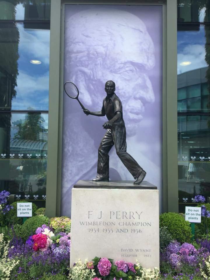 Foto 3 Riccardo Pinna a Wimbledon 2016