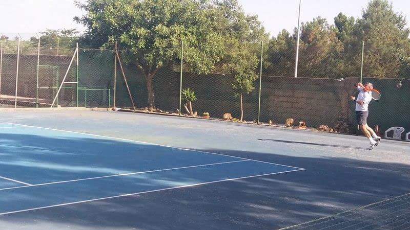 Tennis Ghilarza Torneo San Palmerio 2016