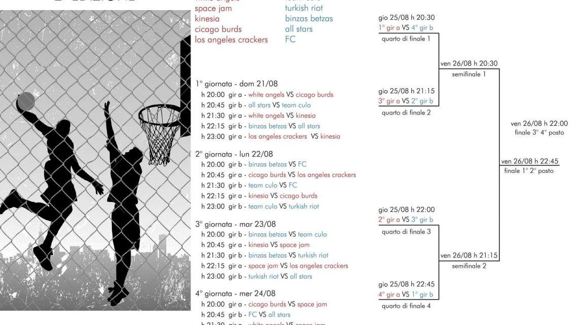 Al via domenica il torneo di Sedilo, anteprima della nuova stagione del Basket Ghilarza