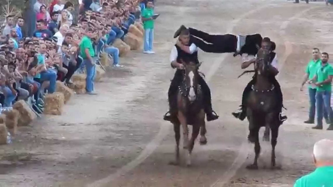 "46^ edizione ""Sas Pariglias de Santu Austinu"", Domenica 28 Agosto ad Abbasanta"
