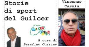 Copertina Storie di Sport Vincenzo Casula