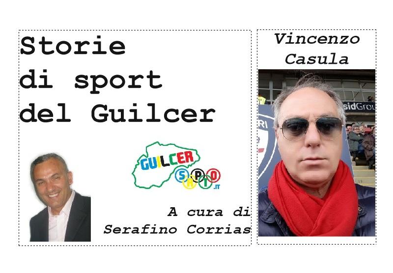 Storie di Sport del Guilcer: Il norbellese Vincenzo Casula Direttore della prestigiosa Scuola Calcio CEI di Palermo