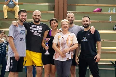 Foto 1 Servizio Torneo Pallavolo 2